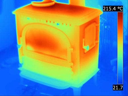 Wat is een warmtebeeldcamera, infrarood en thermografie